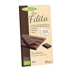Chocolate negro sin fructosa y sorbitol - 85g