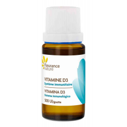 Vitamina D3 Ecológica - 15ml