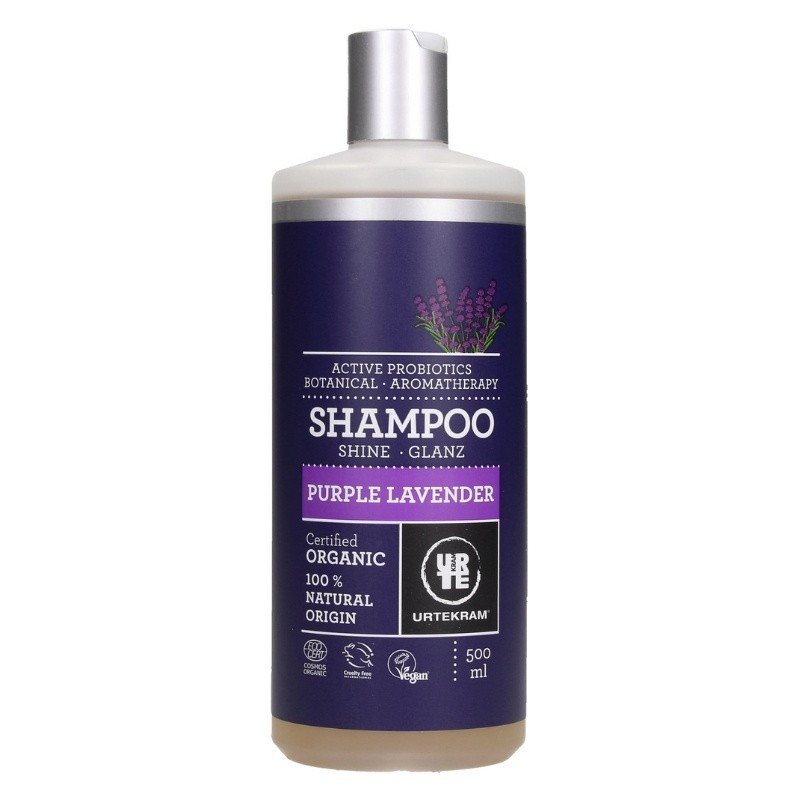 Champú de Lavanda Cabello Normal Ecológico - 500 ml