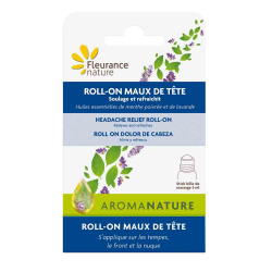 Roll-On Dolor De Cabeza Ecológico - 3 ml