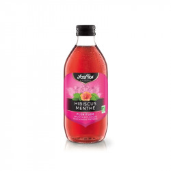 Infusión hibisco y menta - 330ml