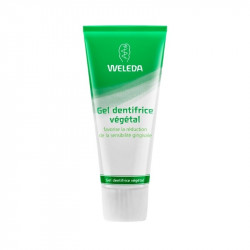 Gel dentífrico Vegetal - 75 ml