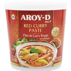 Pasta de curry rojo - 400g