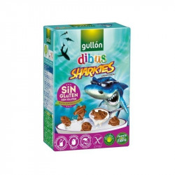 Galletas Dibus Sharkies Cacao Sin Gluten - 250g