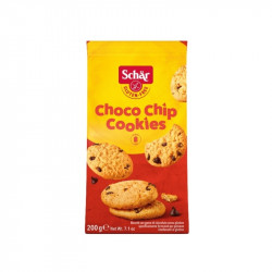 Choco chips galletas pepitas de chocolate sin gluten - 200 gr