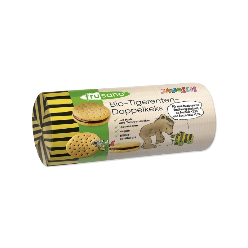 Galletas doble espelta cacao Ecológicas - 90g