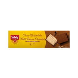 Galletas de chocolate con leche sin gluten - 130g