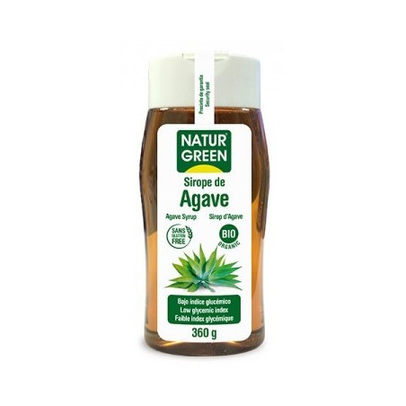 Sirope de agave - 360 gr