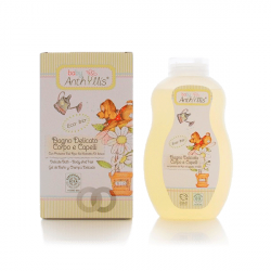 Gel de Baño y Champú Delicado Baby Eco - 400 ml