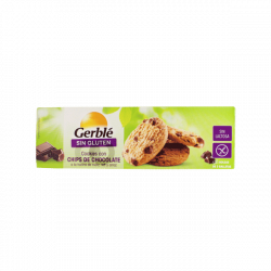 Cookies de chocolate sin gluten - 150 gr
