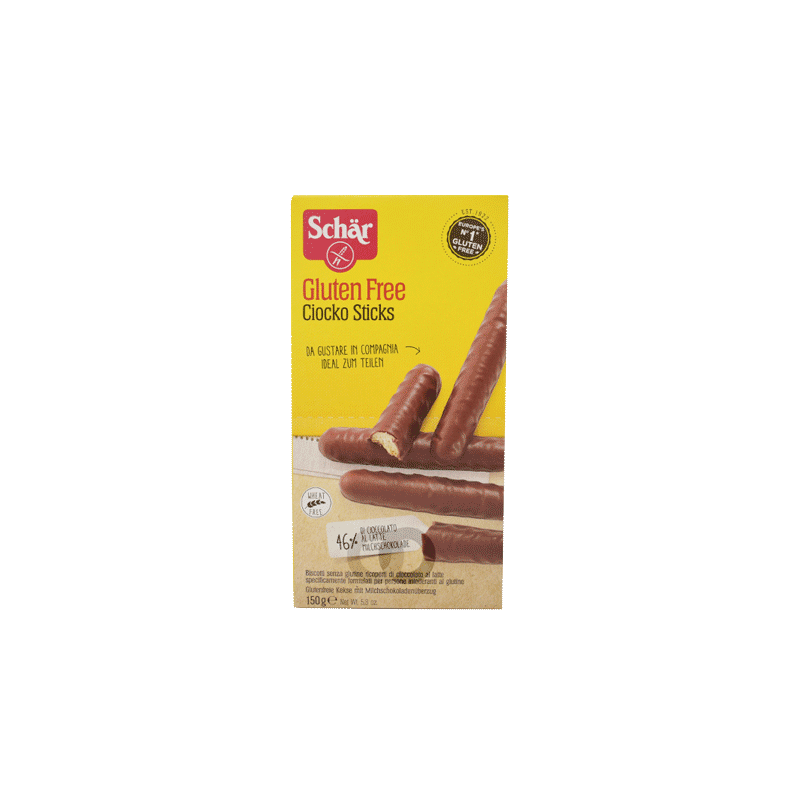 Ciocko sticks galletas - 150 gr