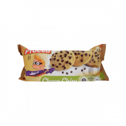 Galletas choco chips cookies sin gluten - 120 gr