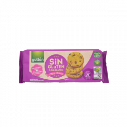 Cookies choco chips sin gluten sin azúcares añadidos - 130g