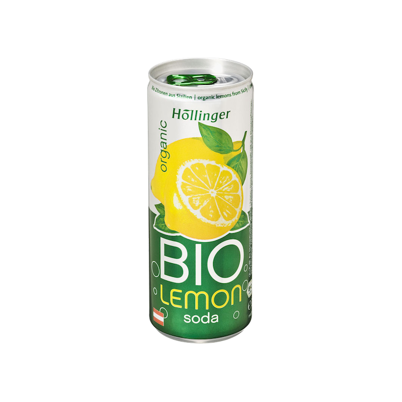 Refresco limón bio  - 500 ml