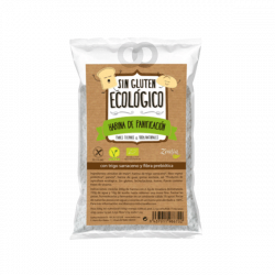 Harina panificable sin gluten ecológica - 400 gr