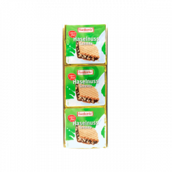 Wafers de chocolate sin lactosa - 100 gr