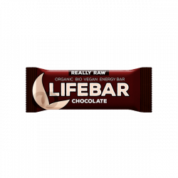 Barrita Lifebar chocolate bio - 47 gr