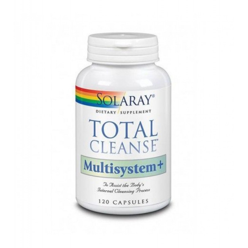Total Cleanse Multisystem - 120 cápsulas