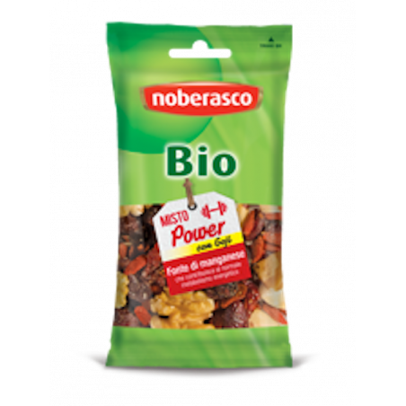 Mezcla frutos secos con goji power bio - 40 gr