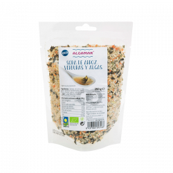 Sémola arroz algas eco - 250 gr