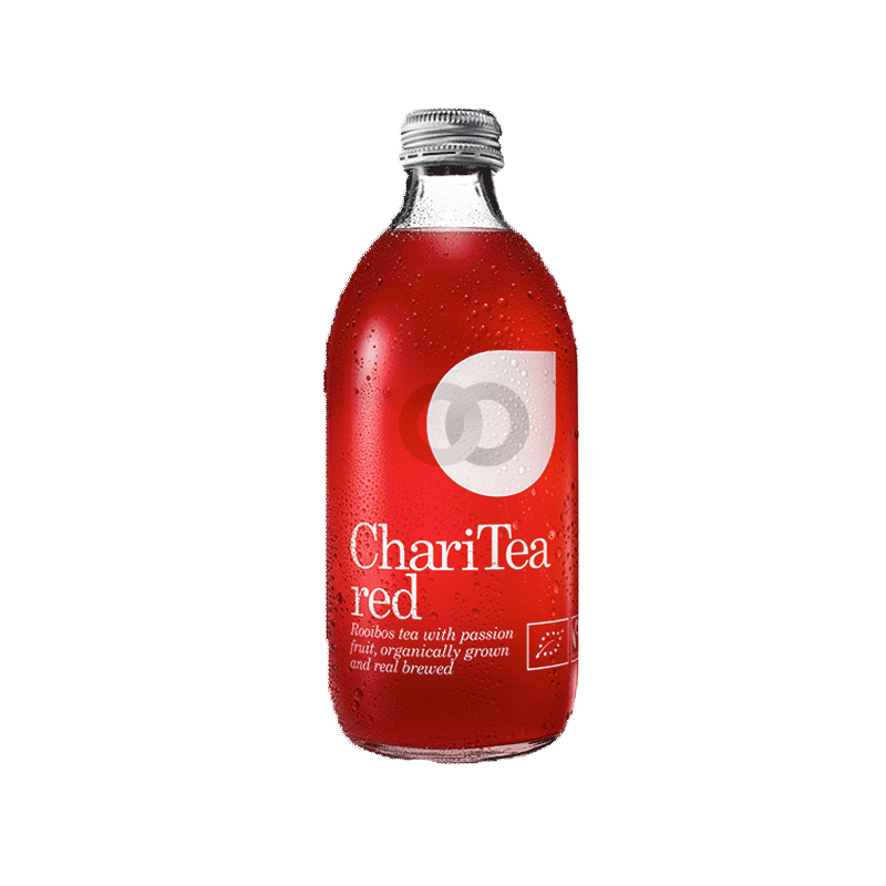 Infusión Charitea Red - 330ml