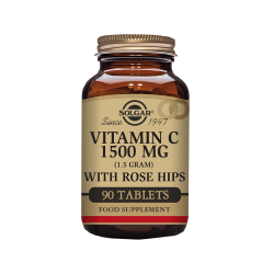 Vitamina C rose hips - 1500 mg