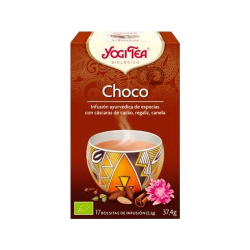 Infusión chocolate bio - 34,0g