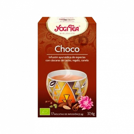 infusión chocolate bio