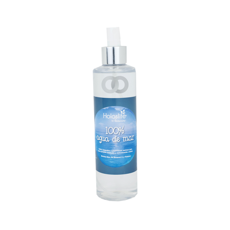 100% Agua de mar en spray - 250ml