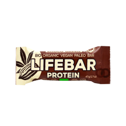 Barrita LifeBar Proteína Chocolate - 47g