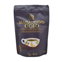 Macaccino Gold - 250gr