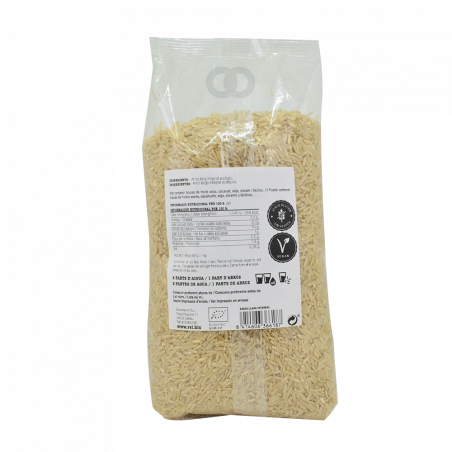 Arroz largo integral Ecológico - 1kg