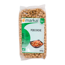 Pois chiches bio - 500g