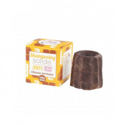Shampoing solide chocolat cheveux normaux - 55g