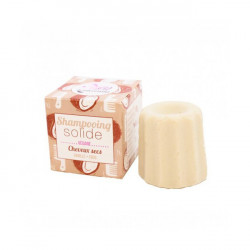 Shampoing solide vanille coco cheveux secs - 55g