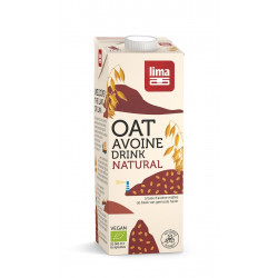 Boisson à l'avoine Oat drink Natural - 1l