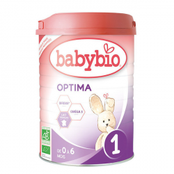 Optima 1 Lait pour nourrisson BIO - 900g