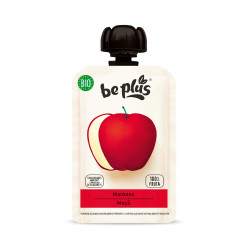 Compote bio pomme - 100G