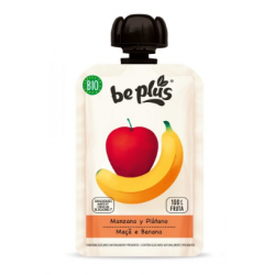 Compote pomme banane bio - 100G