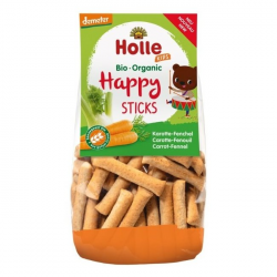 Biscuits Happy stick carotte fenouil Kids dès 3 ans BIO - 100g