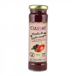 Coulis fruits rouges BIO - 160g