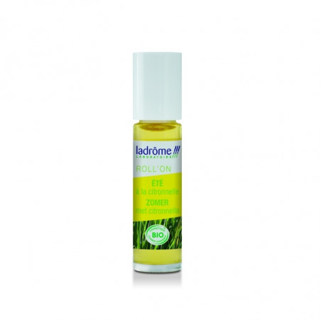 Roll'on été à la citronnelle BIO - 10ml