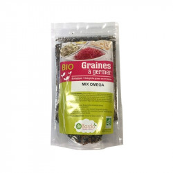 Graines à germer Mix Omega BIO - 200g
