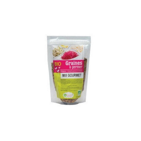 Graines à germer Mix Gourmet BIO - 200g