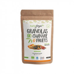 Granolas Bio Chanvre & fruits - 300g