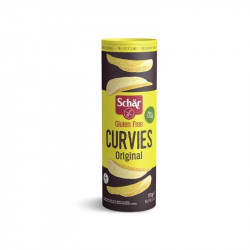 Chips Curvies Originales Sans Gluten - 170gr
