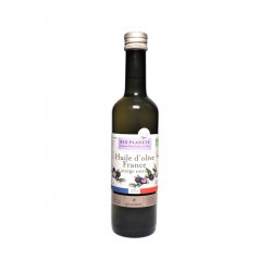 Huile d'olive extra vierge d'origine France - 500ml