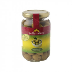 Olives Vertes Nature Bio - 220g