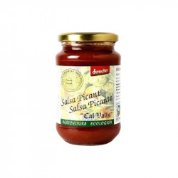Sauce tomate piquante - 350 gr