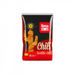 Tortilla chips chili bio - 90 g